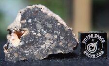 NWA 11266 Official Lunar Feldspathic Regolith Breccia Meteorite 19.7 gram frag