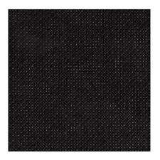 Cross Stitch BLACK Aida Cloth 14ct Size 55x30cm New X Stitch Fabric