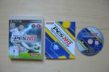 PS3 - Pro Evolution Soccer PES 2013 - (OVP, mit Anleitung)