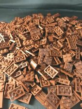 Lego Platte 1x4 Dunkelgrün 5 Stück 1503