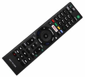 Ersatz fernbedienung Sony Netflix RMT-TX100D