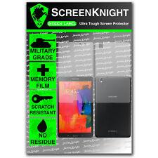 """Screenknight Samsung Galaxy Tab Pro 8.4"""" Invisible Protector de pantalla de cuerpo completo"""