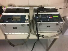 Euro Index emission analyser and Peltier cooler