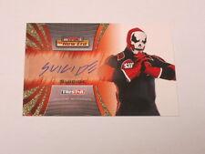 Suicide TNA Autographed Trading Card Tristar A32
