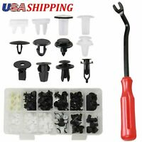 146Pcs Fender Door Hood Bumper Trim Clip Body Retainer Assortment for Toyota