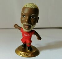 Cisse Liverpool Corinthian Microstar Figure GOLD Base MC3550