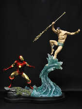 Namor VS Iron Man Sideshow Collectibles