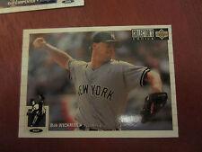 1995-1996 Score baseball pick 40 cards finnish your set ex-nm