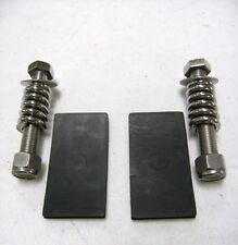 NEW Ford Stainless Steel Radiator Mounting Kit 1928 to 1948 Ford Car Springs ++