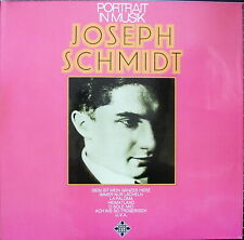"Joseph SCHMIDT ""Portrait in Musik"" - Doppel-LP - FOC - near mint"