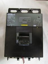 SQUARE D 500AMP I-LIMITER CIRCUIT BREAKER LIL365002100 3POLE W/ALARM SWITCH XLNT