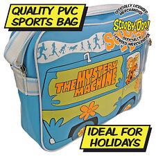 Scooby Doo Sports Bag - Mystery Machine Camper Van Hippy Bus VW