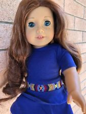 American Girl Doll Saige Copeland 2013 Girl of the Year Excellent Condition