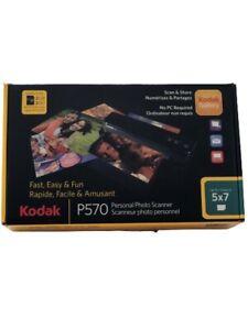 Kodak P579 Personal Photo Scanner Kodak Photo Scanner P579 Up to 5x7 Kodak Scan
