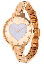 Kate Spade NEW York Damen Armbanduhr Metro Valentines RoseGold KSW1216