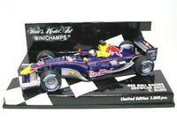 Red Bull Racing Cosworth No.15 C.Klien Formel 1 Showcar 2005 - 1:43 Minichamps