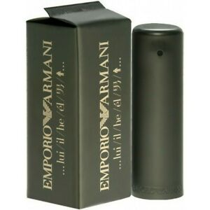 Emporio Armani He By Emporio Armani For Men EDT Spray 100ml (Made in France)