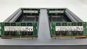 LOT 4 HYNIX HMA41GS6AFR8N-TF 8GB DDR4 PC4-2133P-S 17000 NONECC SODIMM MEMORY RAM