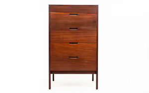 Richard Hornby Mid Century Afromosia Teak Chest of Drawers