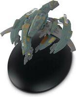 Eaglemoss STAR TREK Breen WarShips Starship Die-Cast Model (Issue #92)