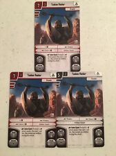 x3 Tusken Raider Star Wars Imperial Assault Alt Art Card Prizes From OP Events