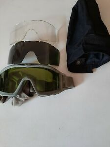 US Helm Mich ACH Helmbrille Revision