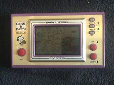 NINTENDO GAME & WATCH-SP-30 - SNOOPY TENNIS