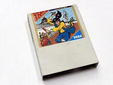 Jap Sega Master System MARK III Game THE NINJA JAPAN JP MK3 MKIII MK