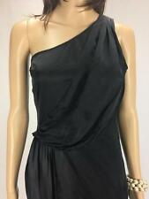 ** PORTMANS ** Size 6 Navy Womens Pure Silk Occasion Cocktail Dress - (A618)