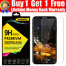 100% Genuine Tempered Glass Screen protector protection For Apple iPhone X  / 10