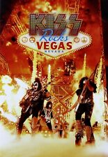 KISS: KISS ROCKS VEGAS 2014 - DVD - NEW + SEALED