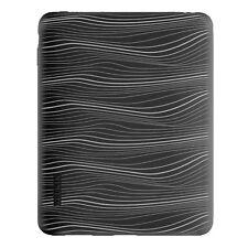 Belkin iPad 1 1st Gen Swell Silicone Soft Grip Sleeve Case Wave Black