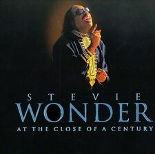 At the Close of a Century [Box] by Stevie Wonder (CD, Nov-1999, 4 Discs, Motown)
