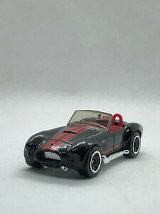 Hot Wheels Shelby Cobra 427 S/C (aka Classic Cobra) Black 2020 - Unpackaged