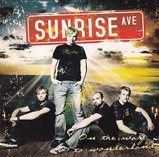 SUNRISE AVENUE : ON THE WAY TO WONDERLAND / CD - TOP-ZUSTAND