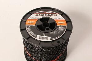 "Echo 330095073 .095"" Black Diamond Trimmer Line Spool 885' Square Twisted"
