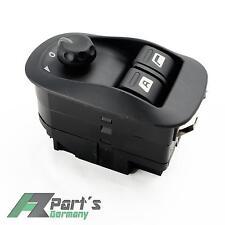 Peugeot 206 Elektrische Fensterheber Schalttaste Fahrerseite 6554.WA