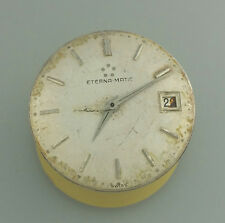 VINTAGE ETERNAMATIC MENS DATE WRIST WATCH MOVEMENT – CALIBER 1424U