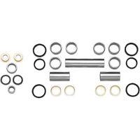 Moose Racing Rear Suspension Shock Linkage Bearing Rebuild Kit Yamaha 1302-0165
