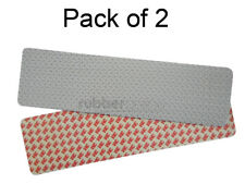 Self Adhesive Deck Gunwale Tread 425 x 120mm, Grey Dog Bone - Pack of 2