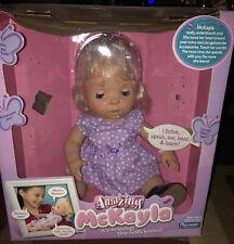 Amazing Mckayla Doll Nib But Missing Accessories