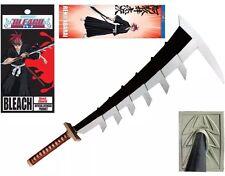 Licensed Bleach Anime Renji Abarai Zanpakutou Foam Fantasy Sword Cosplay