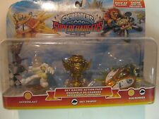 Activision Skylanders Superchargers Sky Racing Action Pack,Astroblast,Sun Runner