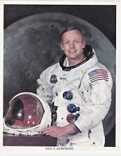 More details for neil armstrong autograph original hand signed apollo 11 astronaut 1st moonwalker
