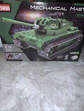R/C Tank 2.4G 4Ch - Mechanical Master - 453 pcs