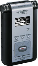 ROLAND EDIROL R-09 WAVE/MP3 AUDIO SOUND RECORDER 24BIT 48KHZ