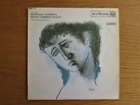 TCHAIKOVSKY PATHETIQUE SYMPHONY BOSTON / MUNCH 1963 UK VINYL LP RCA VICTOR RED