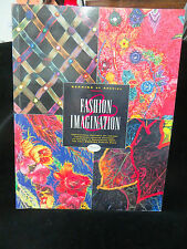 2001 FASHION & IMAGINATION BERNINA OF AMERICA WEARABLE ART DESIGNS