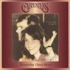 THE CARPENTERS Yesterday Once More Greatest Hits 1969-1983 2CD BRAND NEW