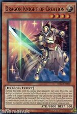 Dragon Knight of Creation - SR02-EN002 - Super Rare